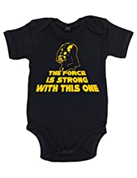 Dirty Fingers, The Force is strong with this one, Baby Boy, Bodysuit