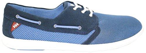Helly Hansen Lillesand, Zapatillas de Vela para Hombre, Azul (Navy Blue), 43 EU