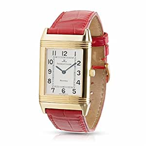 Jaeger LeCoultre Reverso mechanical-hand-wind mens Watch 250.1.86 (Certified Pre-owned)