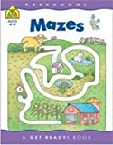 Workbook Mazes 36 pcs sku# 903802MA