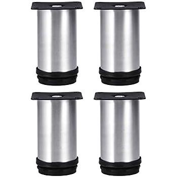 4X Qrity Cabinet Stainless Steel Legs Kitchen Feet Worktop ...