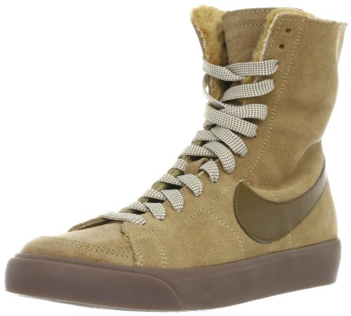 35 5 200 Wmns Scarpe High Beige Blazer Nike Roll Donna Lth 538254 qzzTH8Bn