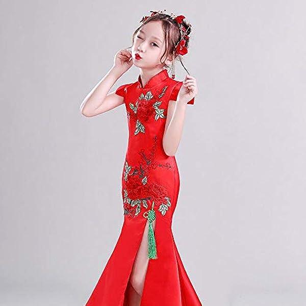Kinesisk Klänning