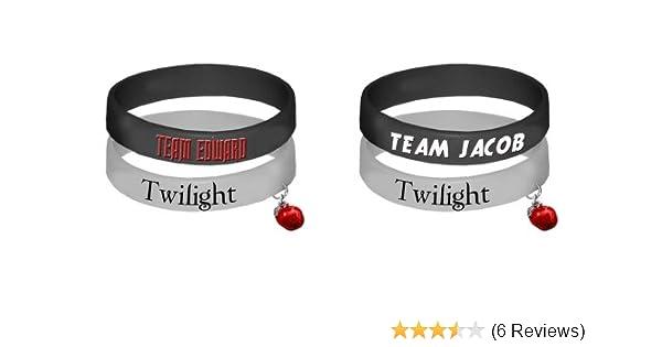 Fictional Characters Jewellery Rubber Bracelet Jewellery--Twilight