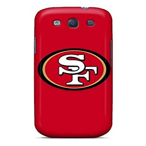 Hard Plastic Galaxy S3 Cases Back Covers,hot San Francisco 49ers 1 Cases At Perfect Customized