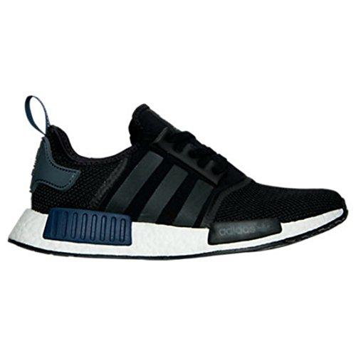 Adidas NMD_R1 Schwarz / C Blau / Schwarz