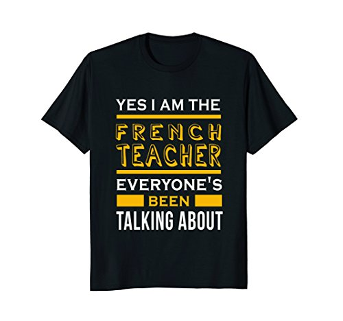 Yes I'm the French teacher awesome funny (Halloween Teachers Meme)
