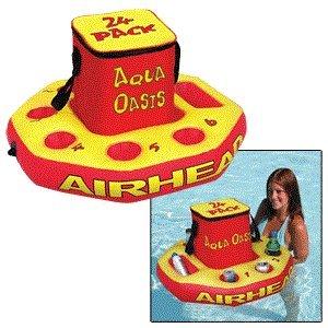 Airhead Aqua Oasis Floating Cooler - Oasis Floating Cooler