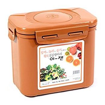 Amazoncom E Jen Premium Kimchi Sauerkraut Container Probiotic