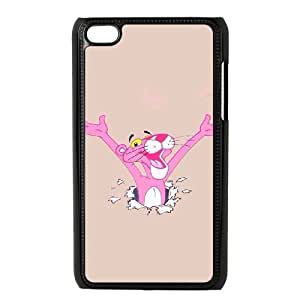 Custom The Pink Panther Phone Case For Ipod Touch 4 LJ2S33534