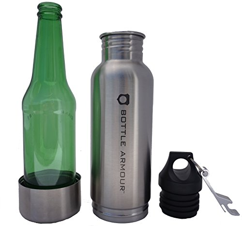 Bottle Armour Stainless Insulator Attached product image