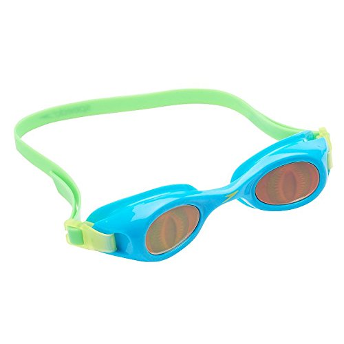 Speedo Kids Holowonders Swim Goggles - Lizard Eyes - Hologram Lenses