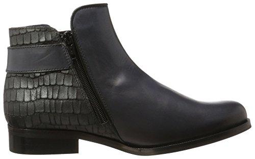 Pinto In Blu Chelsea Boots Damen Daisy Grau (grijs)