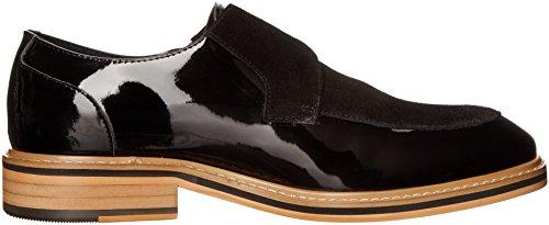 Zanzara Heren Courbet Slip-on Loafer Zwart
