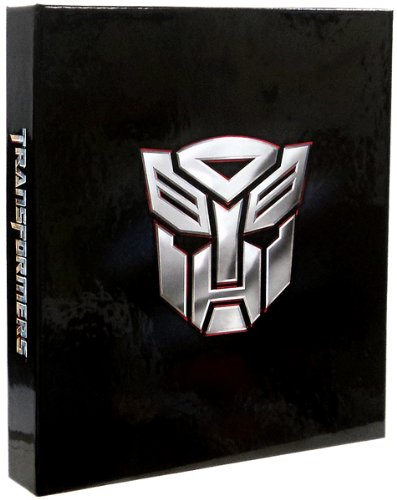 Dark Moon Card Set (Transformers Dark of the Moon 9-Pocket Binder [with Puzzle Foil Card Set & Dog Tags])