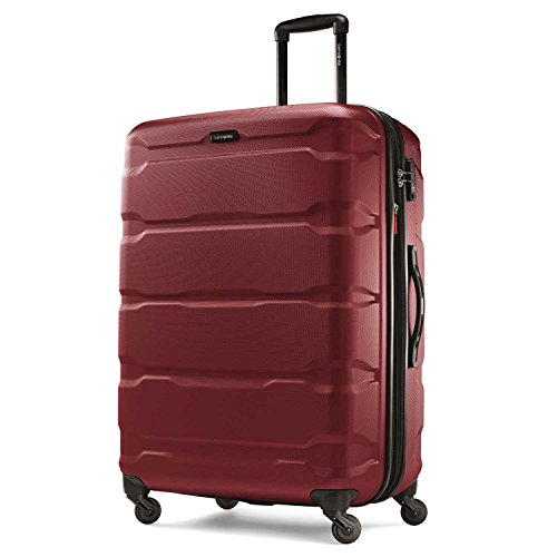 Samsonite Omni PC 28'' Hardside Spinner (Red) by Samsonite