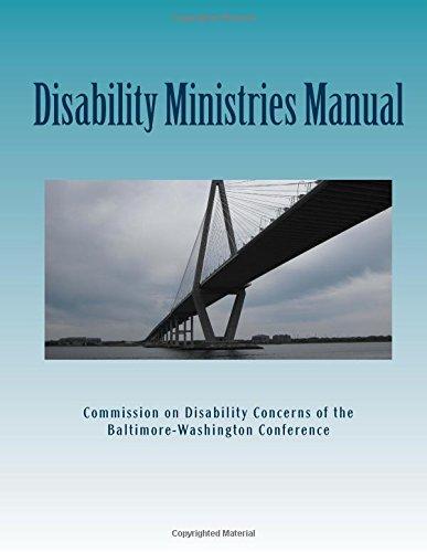 Download Disability Ministries Manual pdf epub