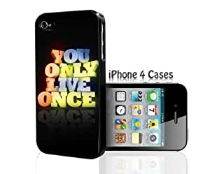 YOLO iPhone 4/4s case