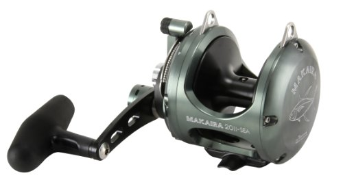 Okuma MK-15IISEA Makaira Two Speed Elite Lever Drag Special Edition Big Game Reel