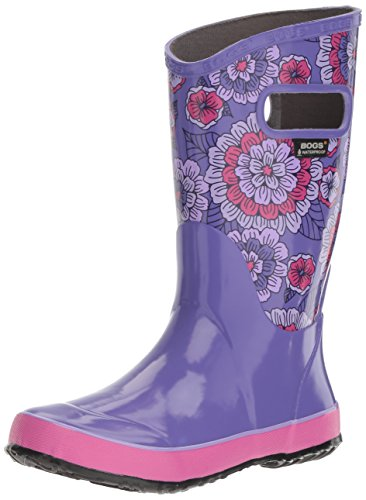 Bogs Kids' Pansies Rain Boot