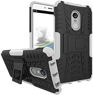 pinlu® Funda para Xiaomi Redmi Note 4 / Note 4X Smartphone Doble ...