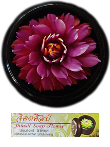jittasil-hand-carved-soap-flower-red-lotus-4-scented-gift-set