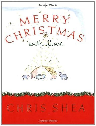 merry christmas with love chris shea 0023755004611 amazoncom books - Merry Christmas With Love