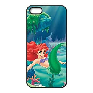 WWWE Beautiful happy mermaid Cell Phone Case for Iphone 6 4.7