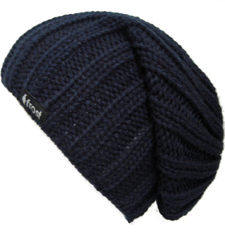 Frost Azul Beanie Sombreros Sombreros Unisex Frost Slouchy de de Otoño Gorro Invierno 55Pprn8