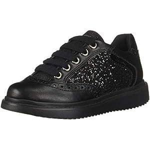 Geox Kids' Thymar Girl 16 Glitter Shoe Oxford