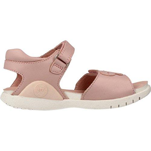 Biomecanics Sandalen/Sandaletten Mädchen, Farbe Pink, Marke, Modell Sandalen/Sandaletten Mädchen 182165 Pink Pink