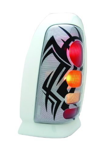 GT Styling 970627 Pro-Beam Taillight Cover Tribal 2 pc. Pro-Beam Taillight Cover