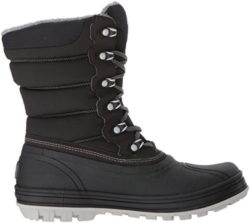 Varies Helly Tundra Weather Hansen Charcoal Gum Snow 991 Cold Boot Black Jet Women's Black gfgpxqwT