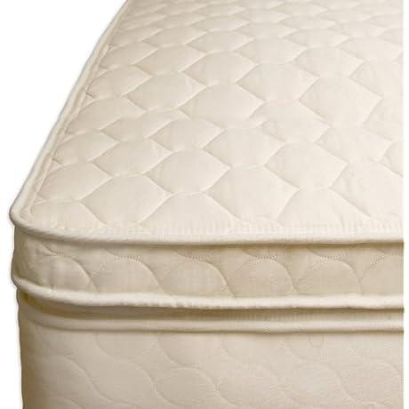 Naturepedic Organic Cotton 3 Comfort Topper In Full
