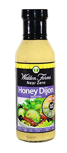 Walden Farms, Honey Dijon Dressing, 12 oz