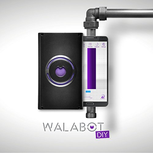 (Walabot DIY - In-Wall Imager - see studs, pipes, wires (for Android smartphones - NOT COMPATIBLE with IPHONE))