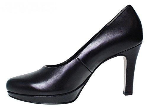 Paul Green - Zapatos de vestir de Piel para mujer negro negro negro