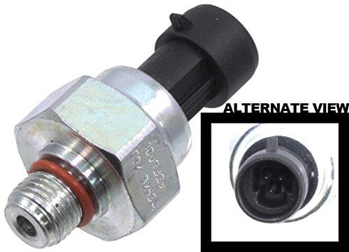 APDTY 112841 ICP Fuel Injector Injection Pressure Sensor Fits 7.3L Diesel On 1994-2003 Ford Trucks & Vans & 1994-2005 International Trucks (Replaces F4TZ9F838A, F6TZ9F838A, 1807329C92, CM5227)