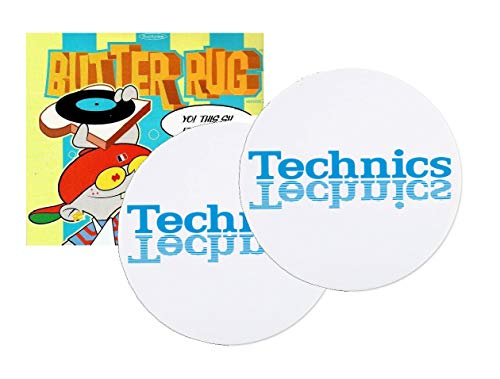 Technics Cyan Mirror Butter -