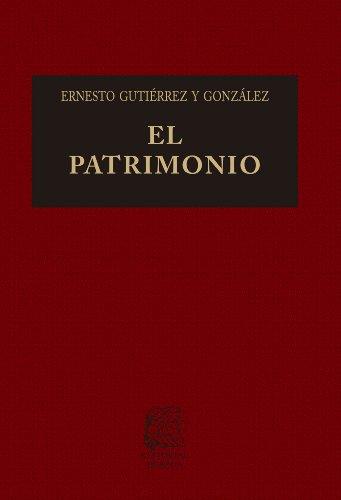 El patrimonio: El pecuniario y el moral o derechos de la ...