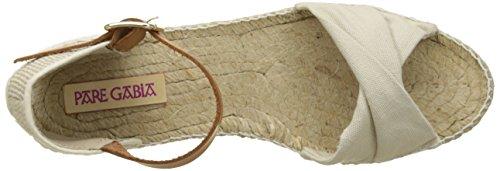 Pare Gabia Benji - Zapatos Mujer Blanc Cassé (Blanc Cassé)
