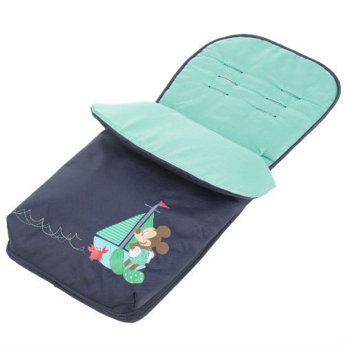 Disney Mickey Footmuff (Navy) 17DB0105