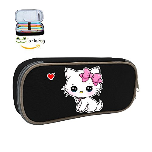 Pen Case Kawaii Cat Pencil Bag Big Capacity Multifunction for sale  Delivered anywhere in USA
