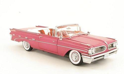 Pontiac Bonneville Convertible, met.-violett, 1959, Modellauto, Fertigmodell, Sun Star 1:18