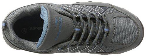 Zapatillas Gris faded 2013 Blue Unisex Kangaroos Loop Adulto steel Grey Avq115Tw