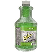 "Sqwincher Liquid Concentrate, Yields 5-Gallon, ""No Stir Formula"", Lemon Lime, 64-Ounce"