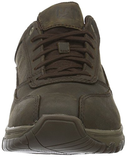 Cat Eon, Zapatillas para Hombre Marrón (Mens Dark Brown)