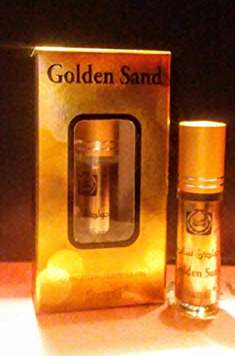 Golden Sand by Surrati ~ Imported ~ Unisex Roll on Fragrance Oils ~ 6ml Roll-on ~ Quality Designer type Fragrance Oils, Quality Fragrance and Scented Oils