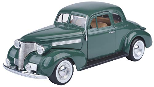 Motormax 1:24 1939 Chevrolet - Coupe Diecast