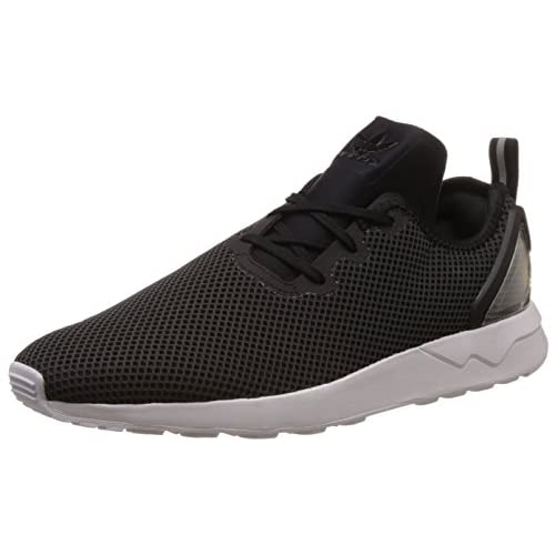 the best attitude 400dd b04fb 30% de descuento Adidas Originals ZX FLUX ADV ASYMMETRICAL Zapatillas  Sneakers Negro para Hombre